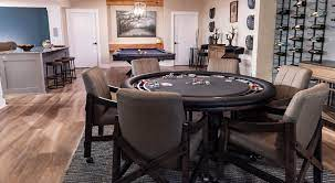 Furniture Poker Tables - Great Tips And Information To Help You When Making This Important Decision